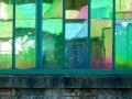 Gewächshausfenster, 2014, 50x60 cm