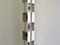 Turm der Kreuzsteine, 2008, Höhe 95 cm