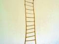 Himmelsleiter, 2005, Höhe 55 cm