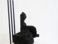 Sphinx, 2010, Höhe 55 cm